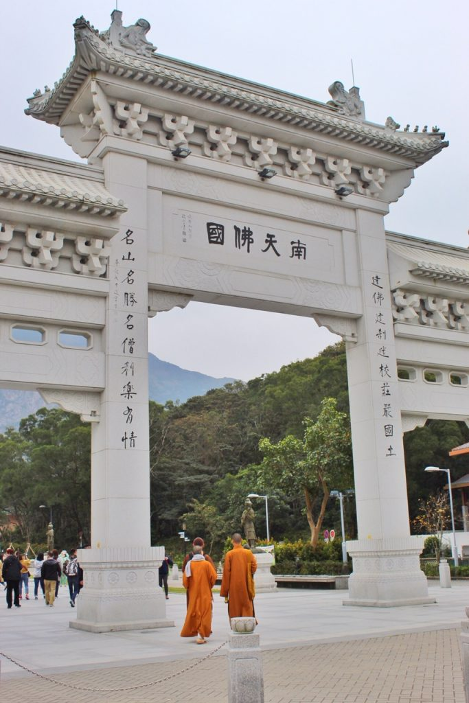 Gate Big Buddha