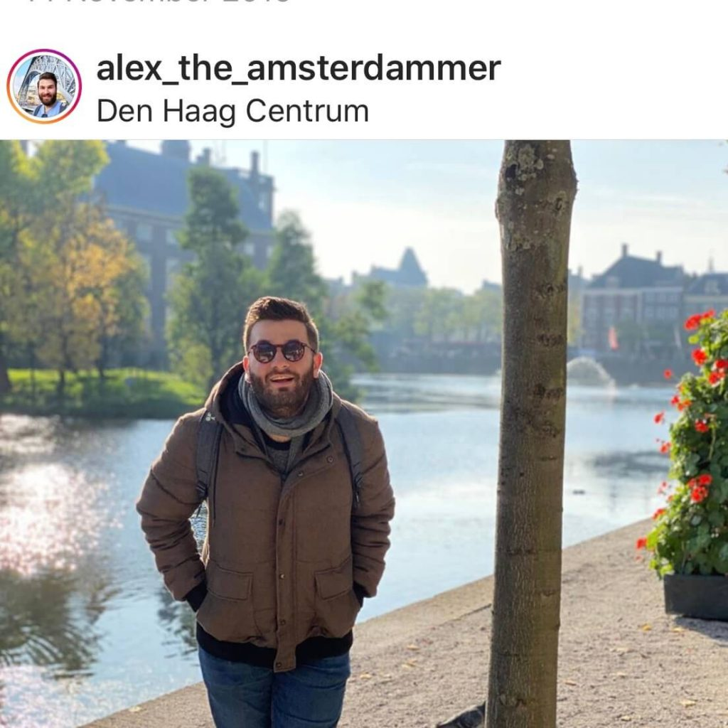 Expat in Netherlands