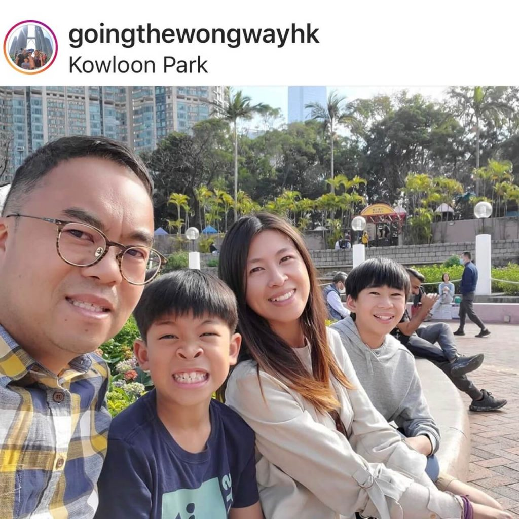 Going the Wong Way in Hong Kong