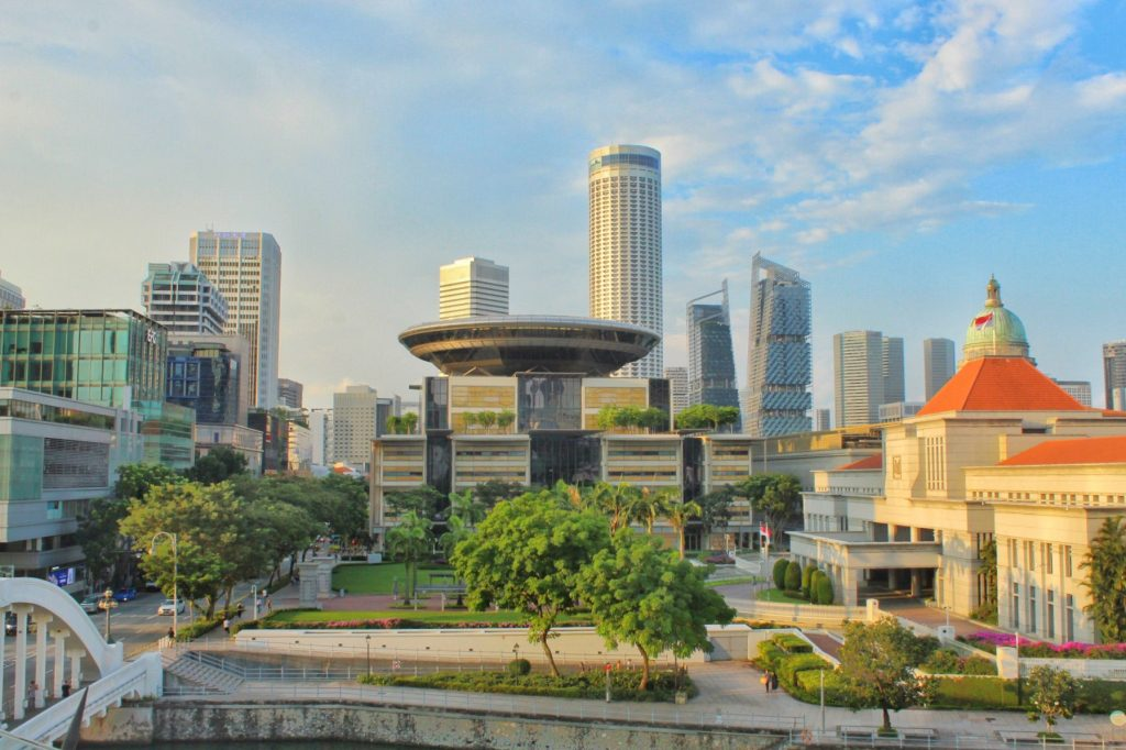 Sarah Emery Expat lifestyle in Singapore