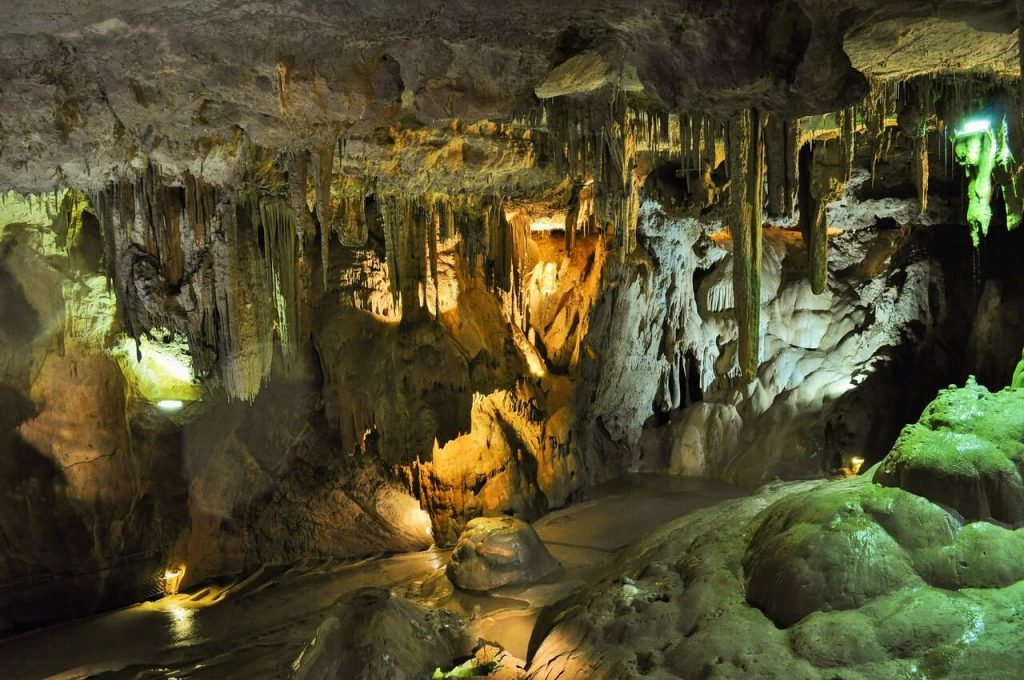 National Park Caves