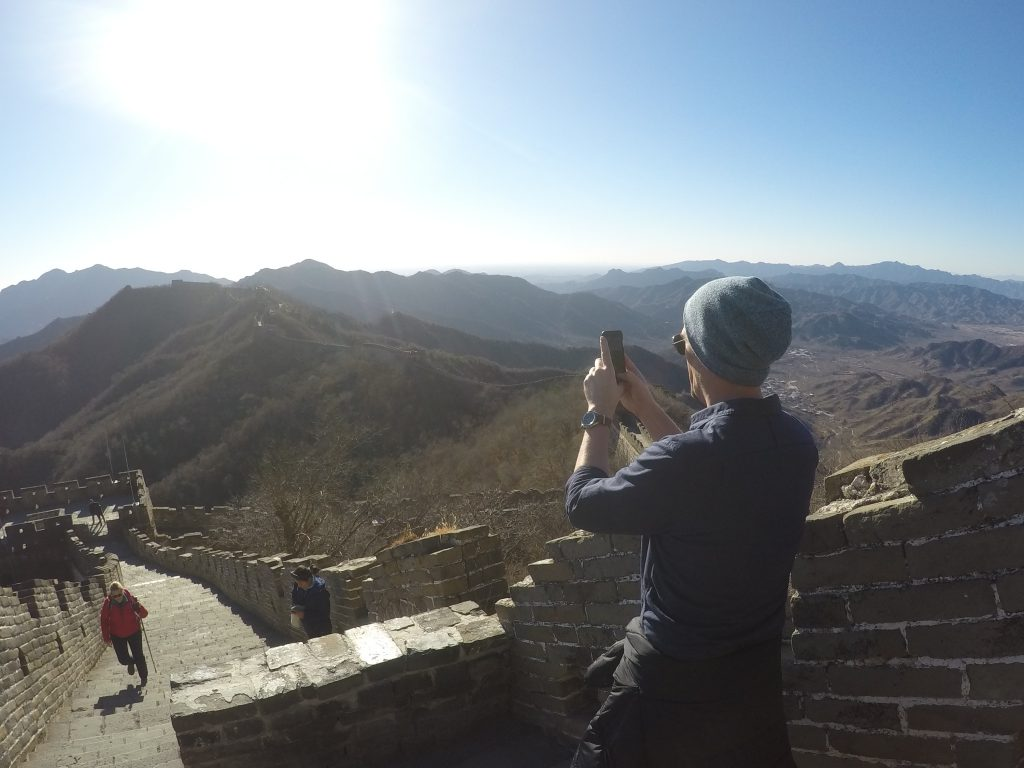 Tim Unsell The Great Wall of China