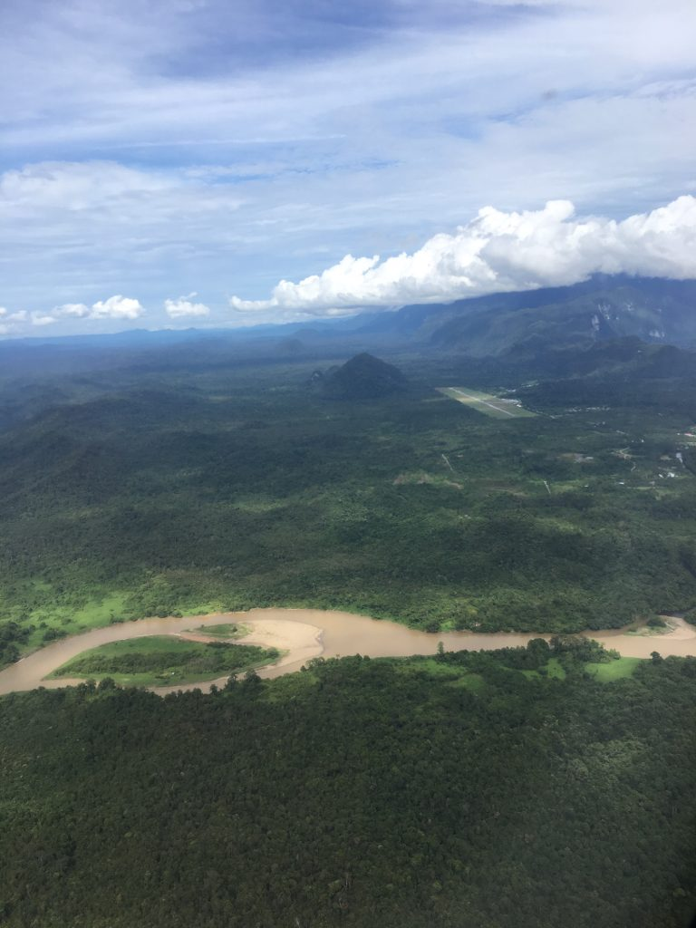 Landing strip Mulu