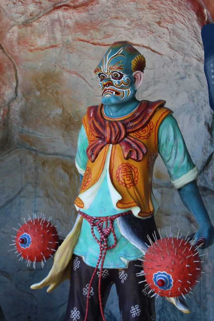 10 Courts of Hell Haw Par Villa
