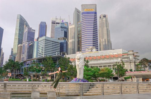 merlion singapore sarah emery