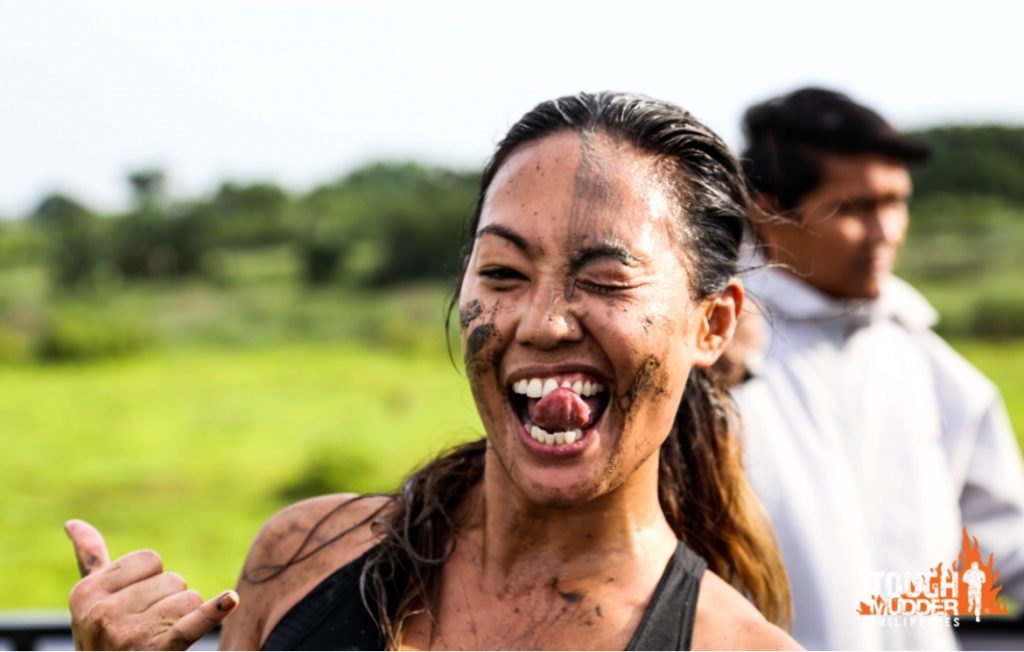 Sarah Emery Tough Mudder Philippines