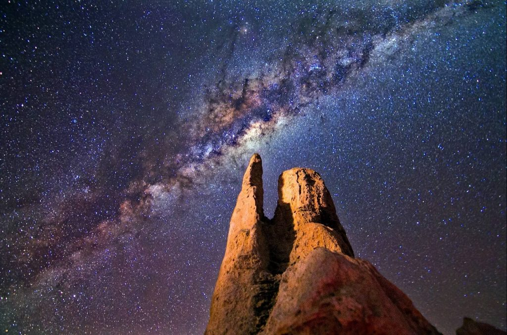 National Parks stargazing